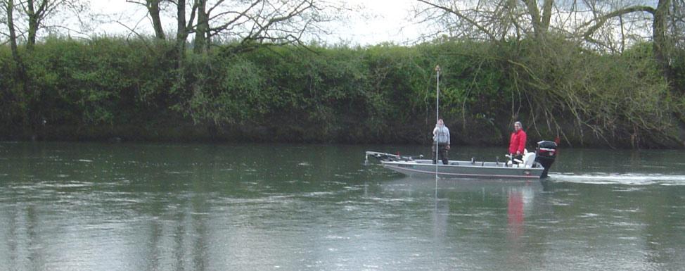 Northwest Surveying & GPS, Inc., Wetland Surveying and Mapping