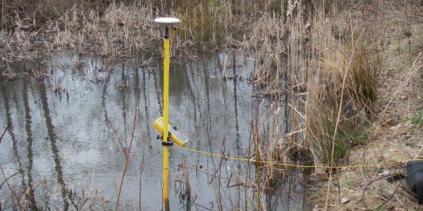 Northwest Surveying & GPS., Small Hydrographic Survey